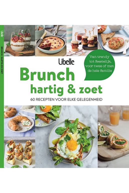 Bookzine 'Brunch - hartig & zoet'